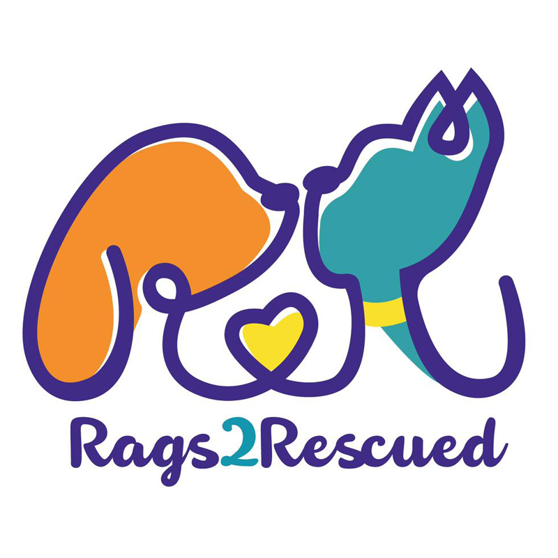 Rags 2 Rescued Logo